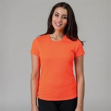 MS/JC005 AWD Women's Cool T With Marlow Striders Logos